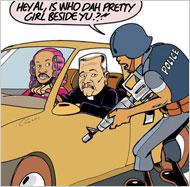 The Jamaica Observer Cartoon